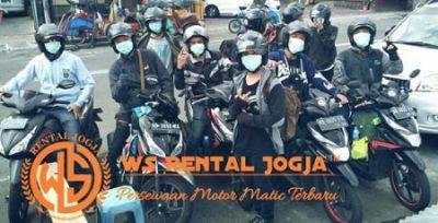 TSewa Rental Motor Jogja Murah 2017/2018