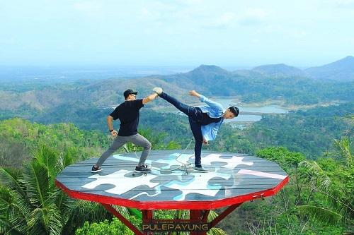wisata kalibiru jogja kulonprogo