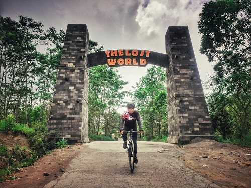 The Lost World Castle Kaliurang