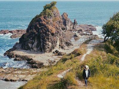 pantai populer di gunung kidul jogja