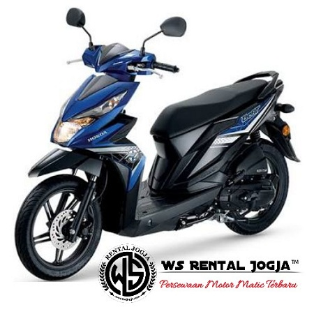 WS Sewa Rental Motor Jogja Murah Terbaru