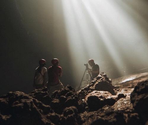 wisata gua jomblang gunungkidul