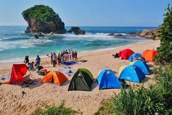 wisata pantai ngetun gunungkidul jogja