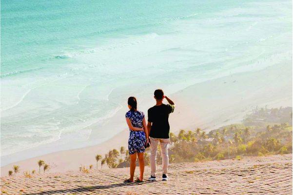 wisata paralayang pantai parangtritis jogja